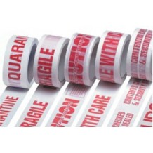 Pre Printed Polypropylene Tapes